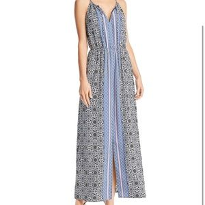 Medallion Print Maxi Dress👗